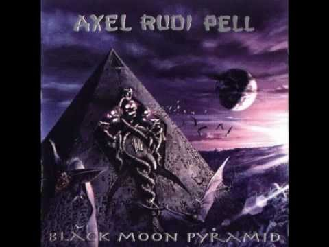 axel rudi pell black moon pyramid