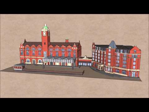 Visualising Victoria: Nottingham's lost station