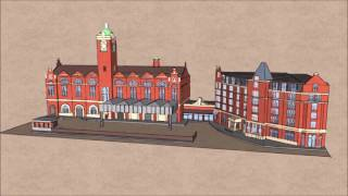 Visualising Victoria: Nottingham's lost station