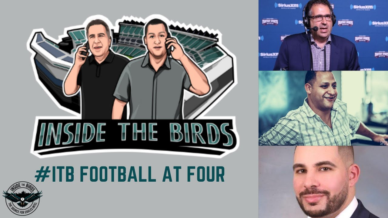 ITB RADIO: JEFFREY LURIE'S ROLE IN PHILADELPHIA EAGLES FOOTBALL OPERATIONS + MORE ON 2021 NFL DRAFT