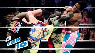 Top 10 SmackDown moments: WWE Top 10, January 21, 2016