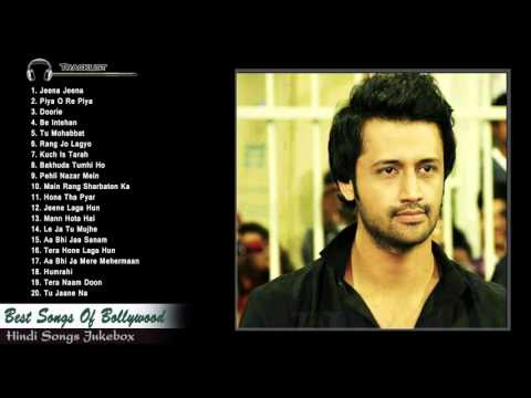 Best of Atif Aslam Songs 2015   Hindi Songs Collection   Atif Aslam Latest hits songs