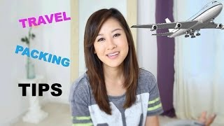 Travel Tips & Packing a Carry On!