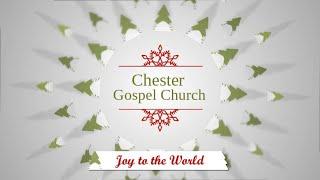 Carols That Preach Joy to the World