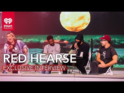 Red Hearse Talks New Album & Reveals What Happens In the Studio | iHeartRadio