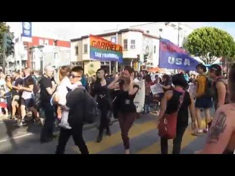 Trans March 2015 San Francisco California