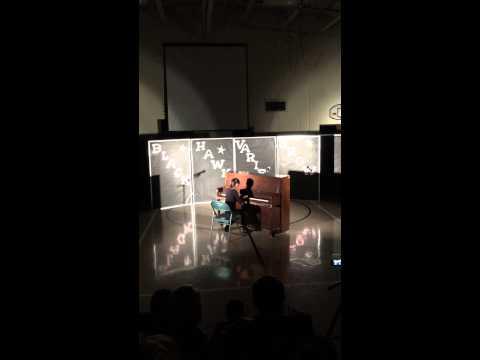 Black hawk elementary school's variety show
