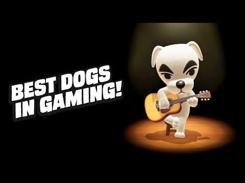 Best Doggos In Games