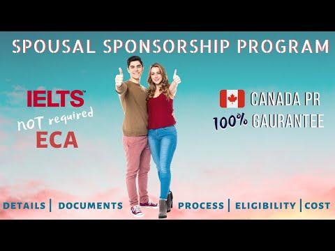 🇨🇦 Spousal Sponsorship Program | Canada 2020