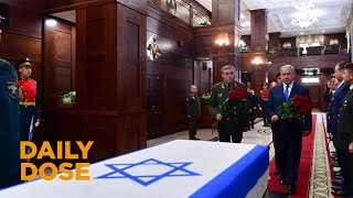 Baixar Russia, Syria and the Return of a Fallen IDF Soldier