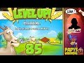 Level up - niveau 85, on utilise les raisins ! Hay Day