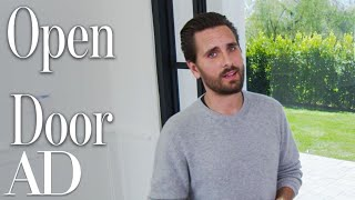 Download Inside Scott Disick's Home with an Amazing Car Collection | Open Door | Architectural Digest Mp3 and Videos