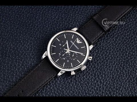 ⌚ Watch Review Emporio Armani AR1828 ✅ Viptime.ru