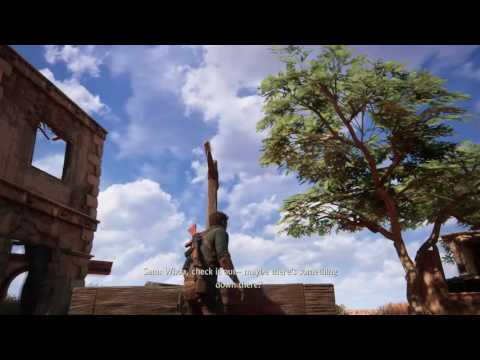 Uncharted™ 4: Treasure in pit at Shoreline ruins Madagascar