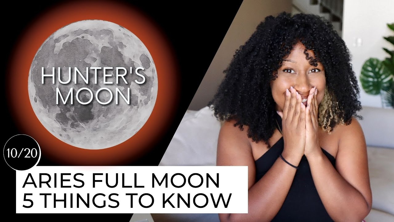 How To Approach October's Full Moon, Depending On Your Zodiac ...