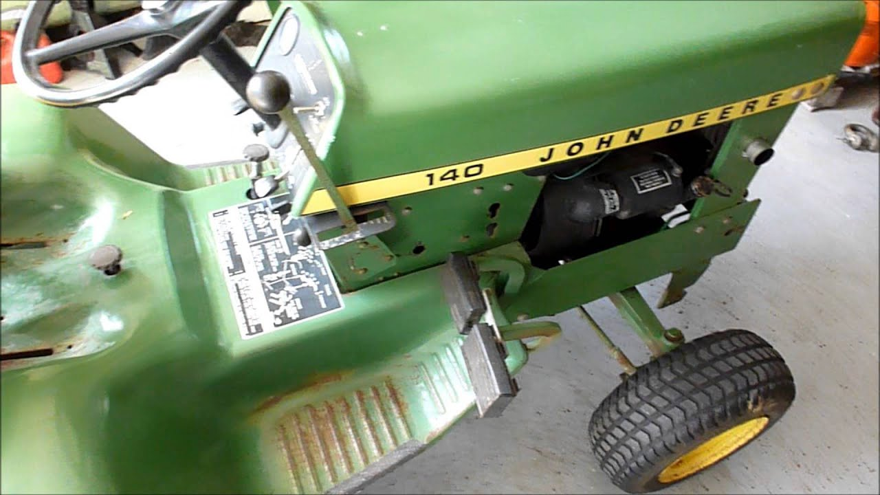 John Deere 1974 140 H3 First Glance on john deere 140 coil, simplicity ignition switch wiring diagram, john deere voltage regulator wiring diagram, john deere parts diagrams, john deere 318 wiring diagram, john deere gt275 wiring-diagram, craftsman riding tractor wiring diagram, john deere 140 engine swap, john deere lx277 wiring-diagram, john deere l120 pto switch wiring diagram, john deere 5103 wiring-diagram, john deere light wiring diagram, john deere 140 hydrostatic tractor, john deere 345 wiring-diagram, john deere ignition wiring diagram, john deere ignition wiring 1010, john deere mower wiring diagram, john deere 310 wiring diagram, john deere 140 maintenance, john deere 80 wiring diagram,