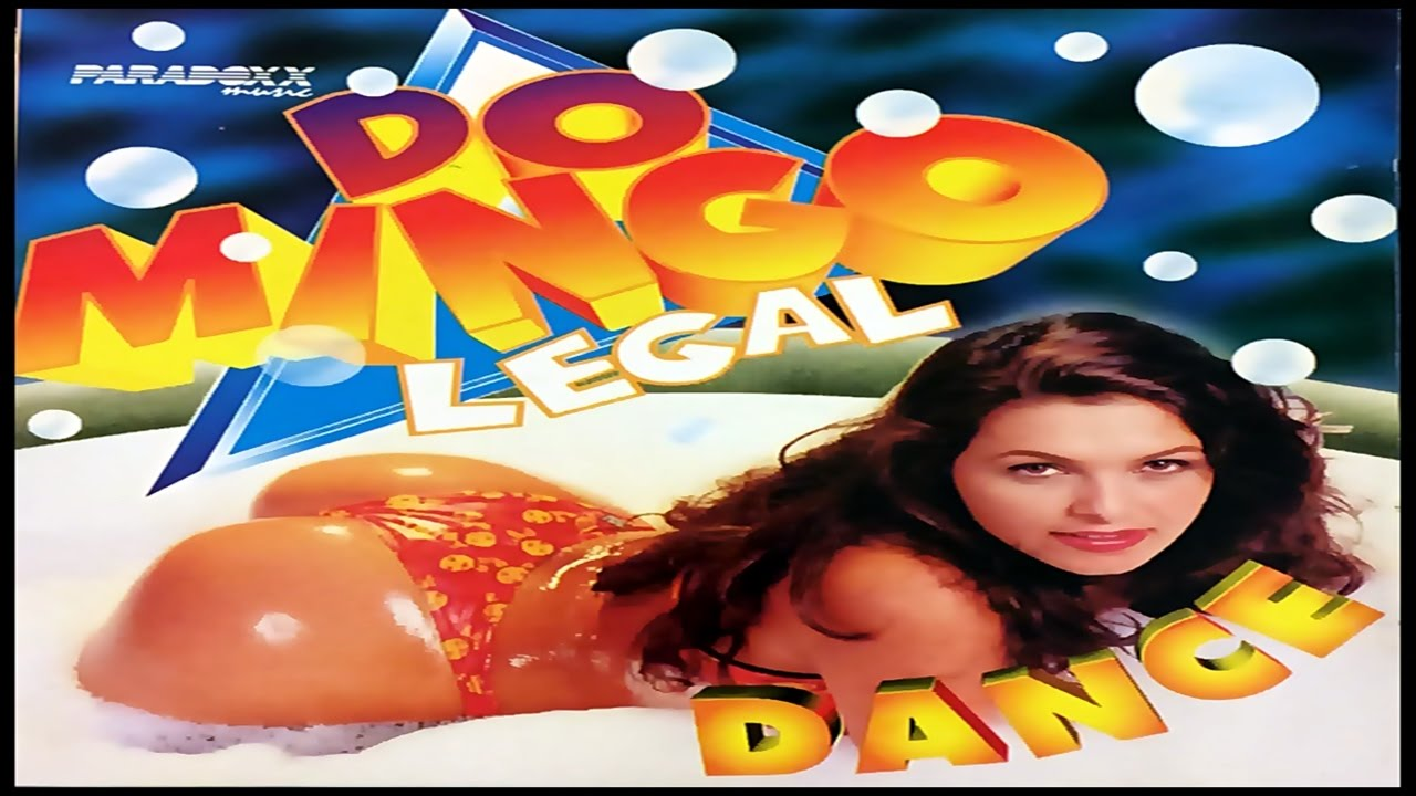 Domingo Legal Dance [1996] - Paradoxx Music [CD/Compilation]