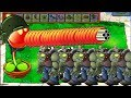 Plants vs Zombies Hack - Gatling Pea vs Gargantuar vs Giga-Gargantuar