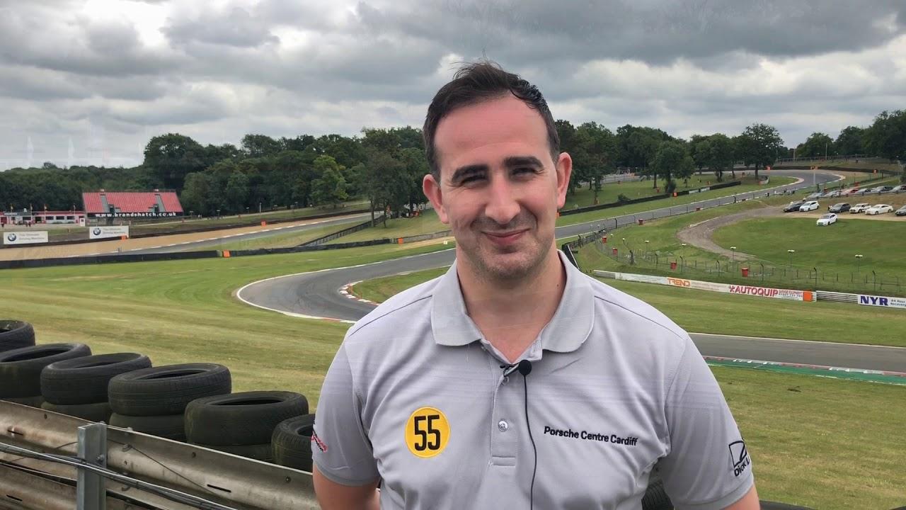 Porsche Restoracing Championship Round Two