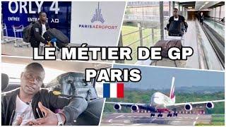 🇨🇵Paris, à la découverte du métier de GP, Paris-Dakar...