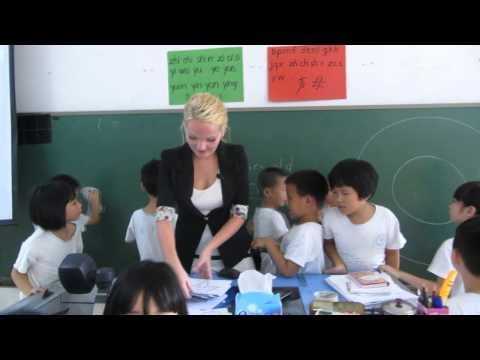 TEFL Teaching English in China Dongguan