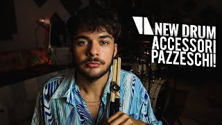 ACCESSORI PER BATTERISTI! - [New Drum Percussion]