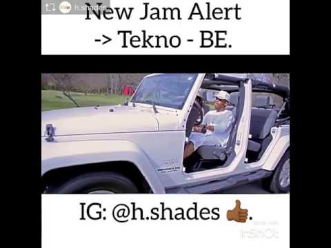 Tekno - BE (Official Video)
