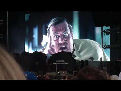 Rush - Toronto - The Time Machine Tour 2010 - July 13th - Intro & The Spirit of Radio