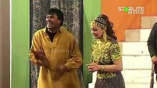 Best Of Zafri Khan,Sajan Abbas and Nargis New Pakistani Stage Drama Full Comedy Clip