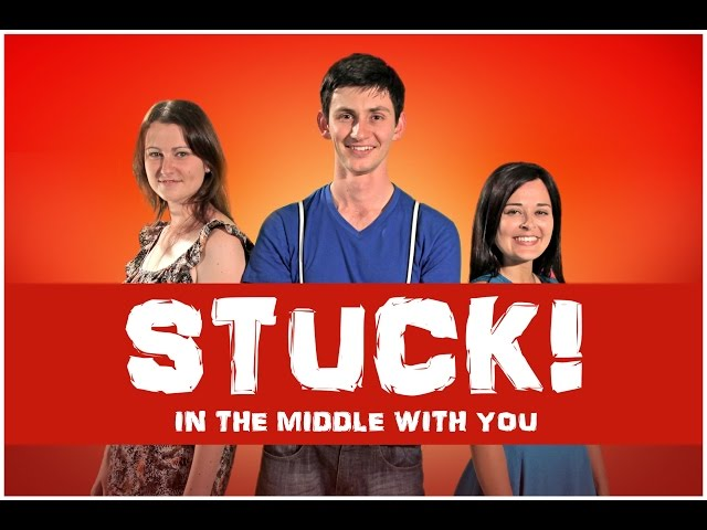 Stuck in the Middle With You (Stealers Wheel Cover)