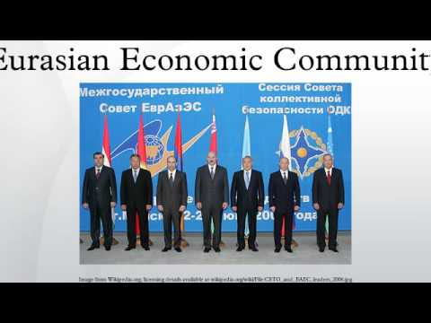 Eurasian Economic Community