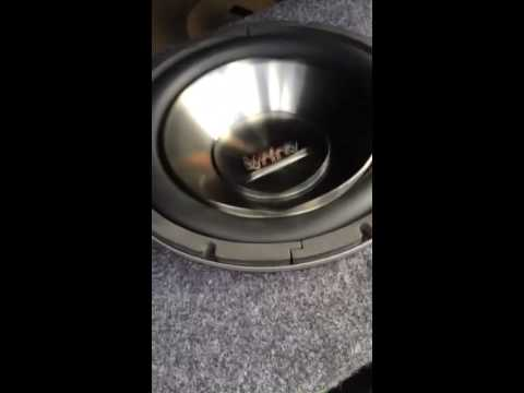 infinity 10 inch subwoofer. newer 10 inch infinity reference subwoofer flex i