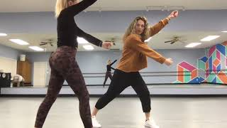 WED. 3/26- BEG/INT HIP HOP COMBO WITH MRS. JESS