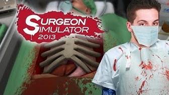 Surgeon Simulator 2013 (Vollversion) - Let's Play Chirurgie-Simulator mit Doktor Obermeier