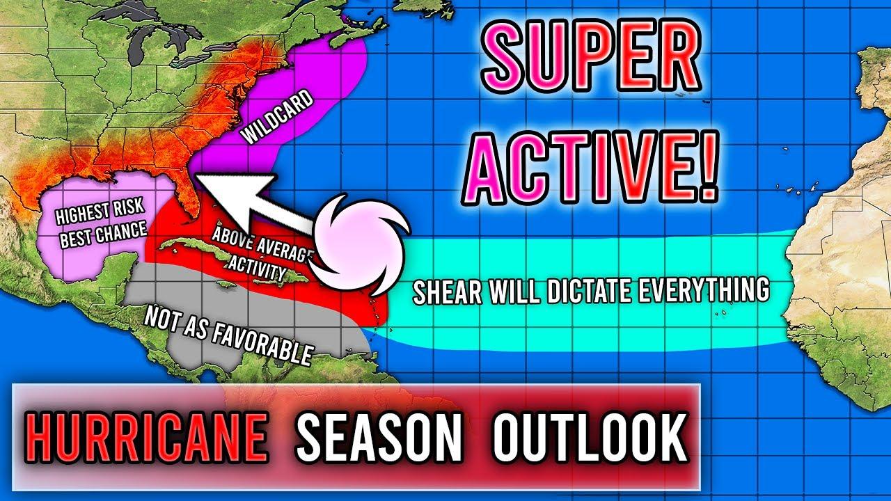 Major Hurricane Season Update... When will it get Active?