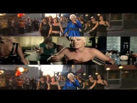 Pink So What (Bimbo Jones Mix) Video Remix