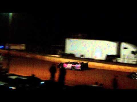 Laurens County Speedway Crate Main 4/20/13
