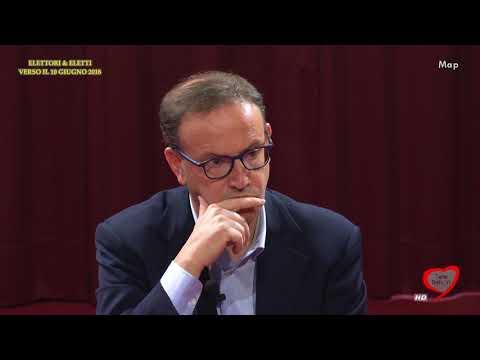 Elettori & Eletti 2017/18 009 Vittorio Fata, Candidato sindaco Bisceglie