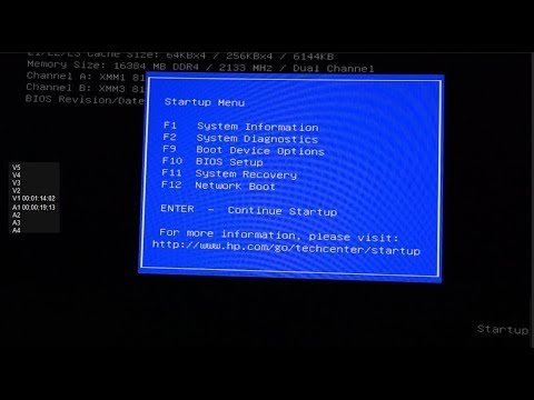 Adding a SSD as Boot Drive on HP Pavilion Power Desktop 580-023w