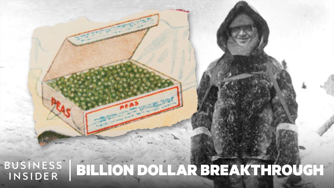 Frozen Food: The $300 Billion Idea That Changed How We Eat
