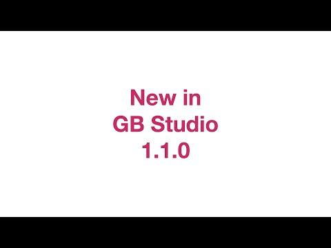 GB Studio v1.1.0
