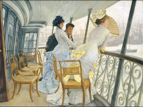 James Tissot Paintings!