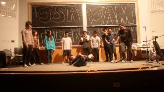 JSA Jam Talent Show - BBoys Anonymous