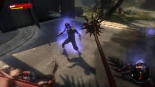 DeadIsland  зомби танцует под крутую песню