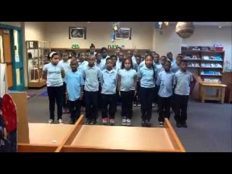 New Beginnings Learning Academy grades 3 and 4 Lewis