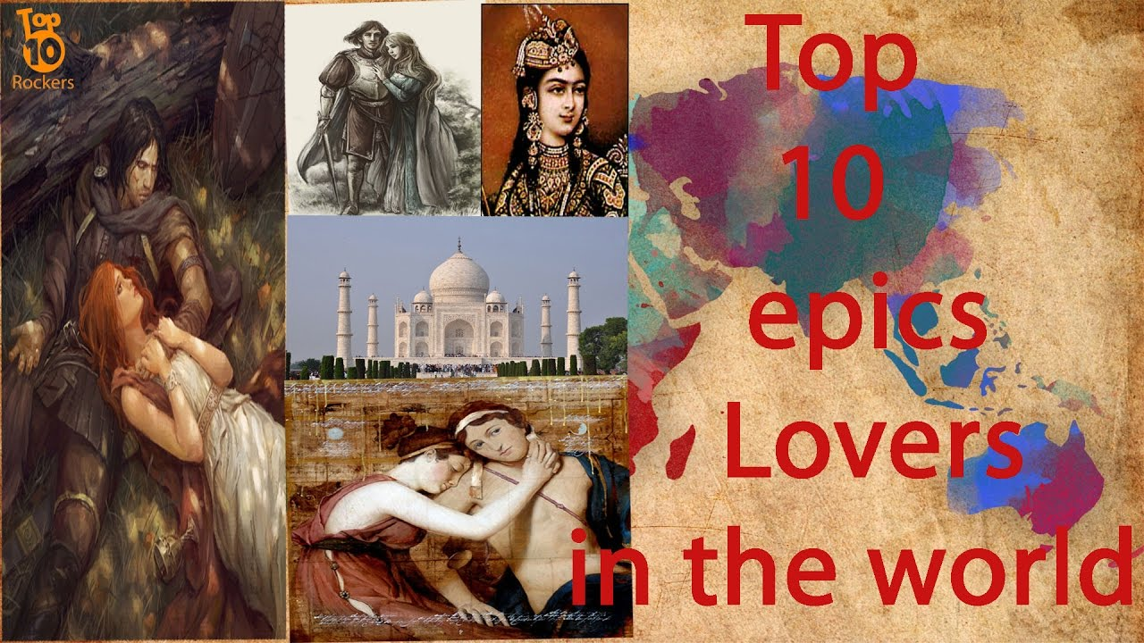 Famous love stories in history
