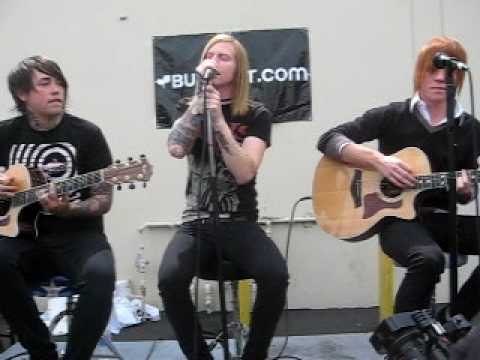A Skylit Drive-All It Takes For Your Dreams To Come True(Acoustic)