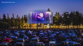 Buzz: Walmart is transforming parking lots to drive-in movie theaters this summer