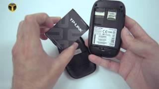 TP-Link M5250 3G Modem İncelemesi(Telefonunuzun pilini kablosuz ağ erişim noktası açarak tüketmek istemiyorsanız ve data hattınızdaki bağlantıyı birçok cihaza dağıtmak niyetindeyseniz ..., 2014-05-18T10:11:13.000Z)
