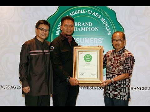 EXCELLENT SEMINAR - INDONESIA MIDDLE CLASS BRAND FORUM _1